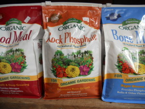 Feeding Your Garden Organically