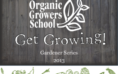 Get Growing! Gardener Education Series in April
