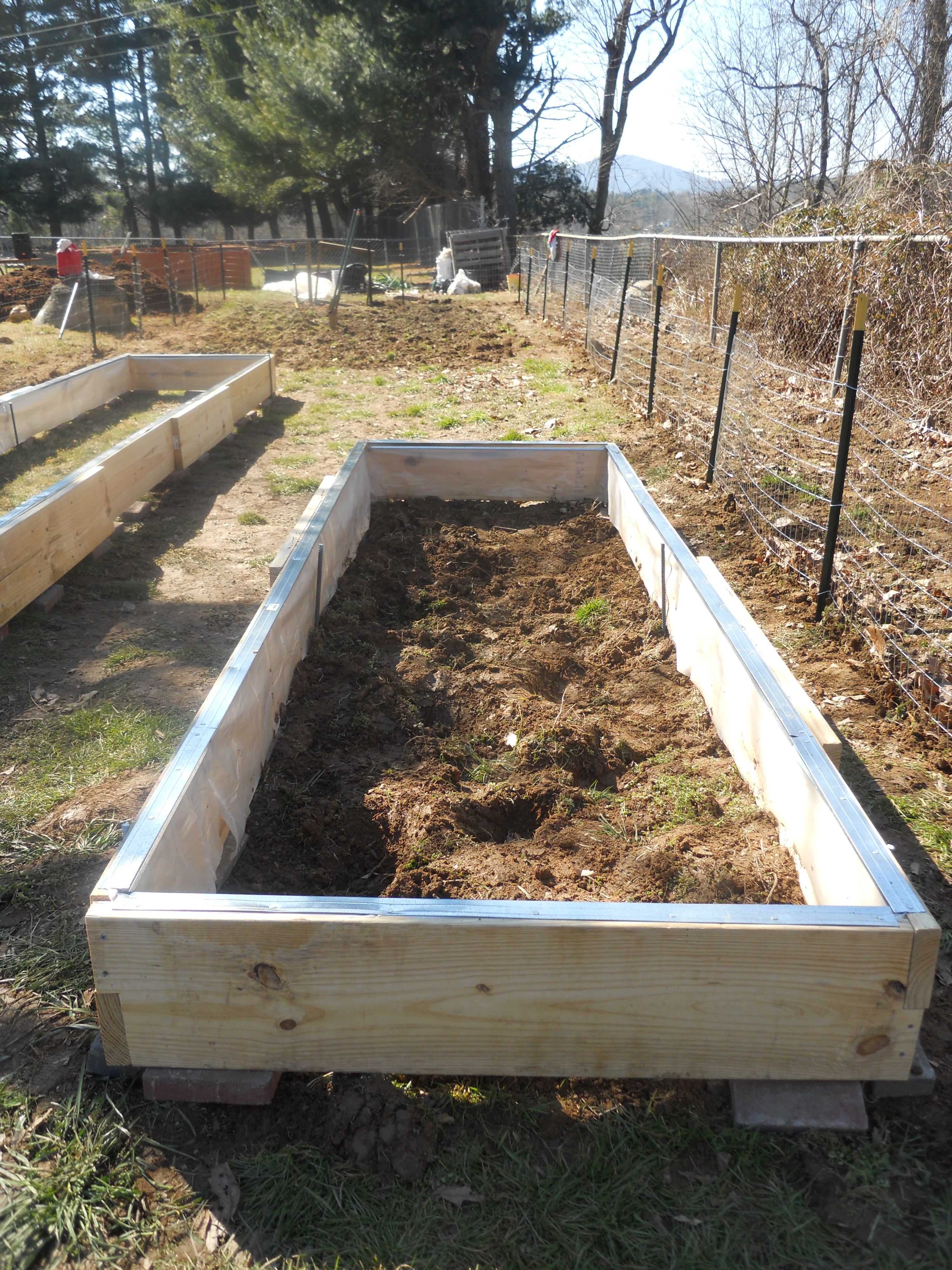 Ask Ruth Making Soil For Raised Garden Beds