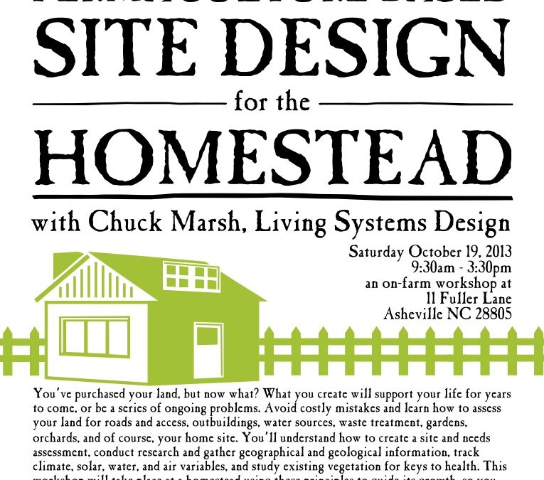 Permaculture-Based Site Design