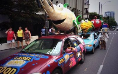 Fishy Sugar Beet Car