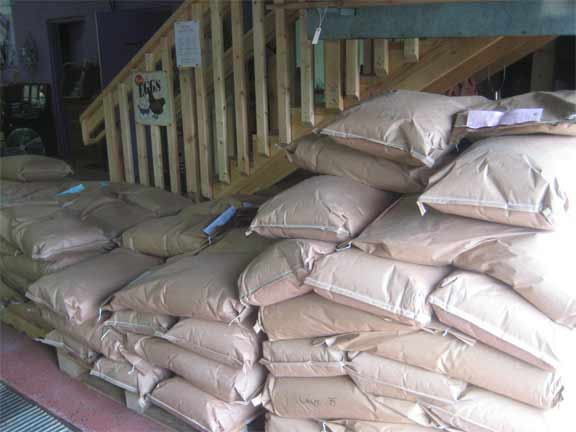 Organic Feed Available in WNC