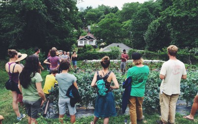 Patchwork Urban Farms – WNC CRAFT Farm Tour