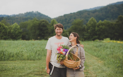 Organic Growers School Launches Farm Beginnings Farmer Training in WNC — Open to Applicants