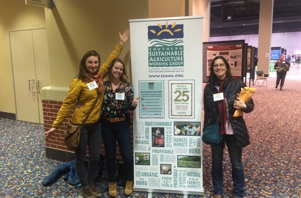 Black Farmers Matter: Reflections on the 2016 Southern SAWG Conference