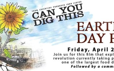 "Press Release: 2016 Earth Day Film ""Can You Dig This"""