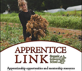Press Release: New Apprentice Link & Farm Network Resource