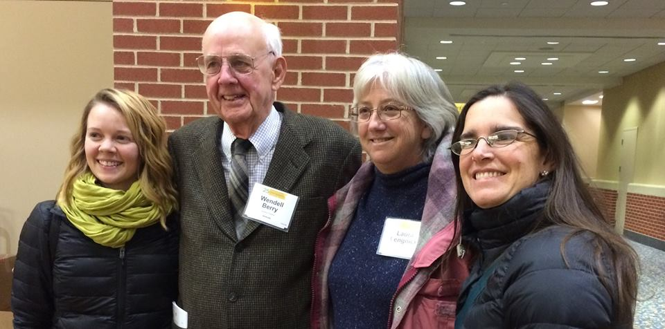 The OGS Staff & Wendell Berry