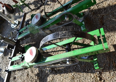 Walk-Behind Hoss Dedicated Seeder