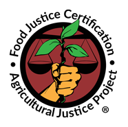 Food Justice Certification Logo