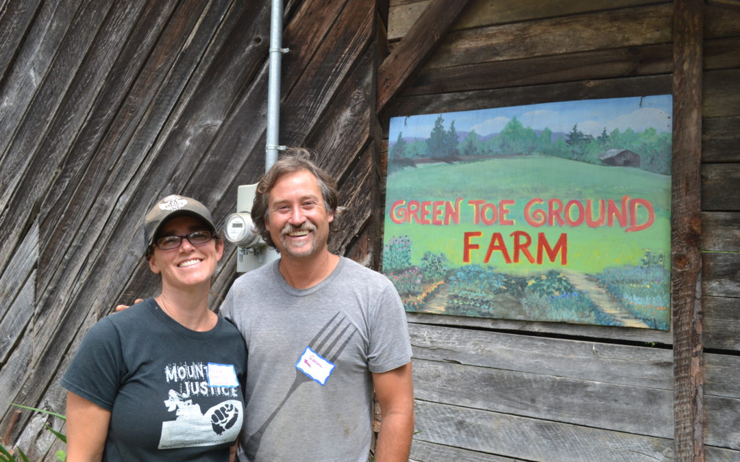 WNC CRAFT: Biodynamic Farming at Green Toe Ground