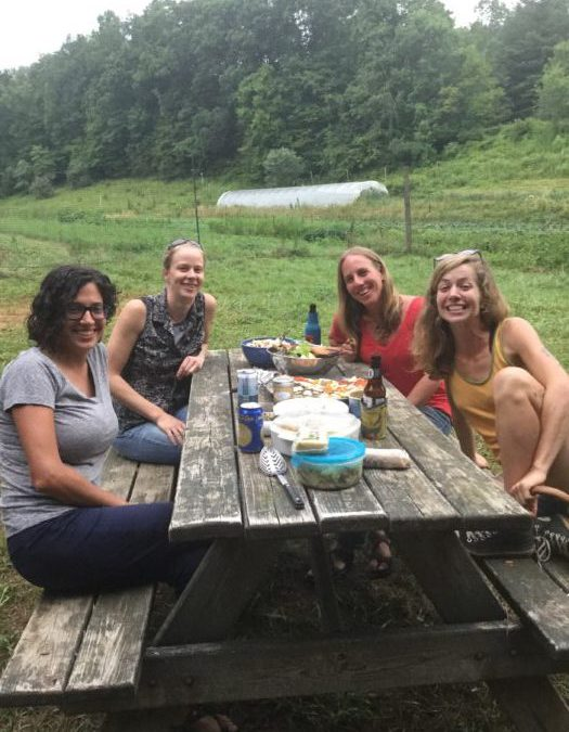 Women in Ag Gathering, July 2017 @ Green Toe Ground