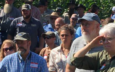 Southern Soil Health Field Day Features Luminaries