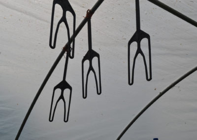 Poultry Feet Hangers for Processing