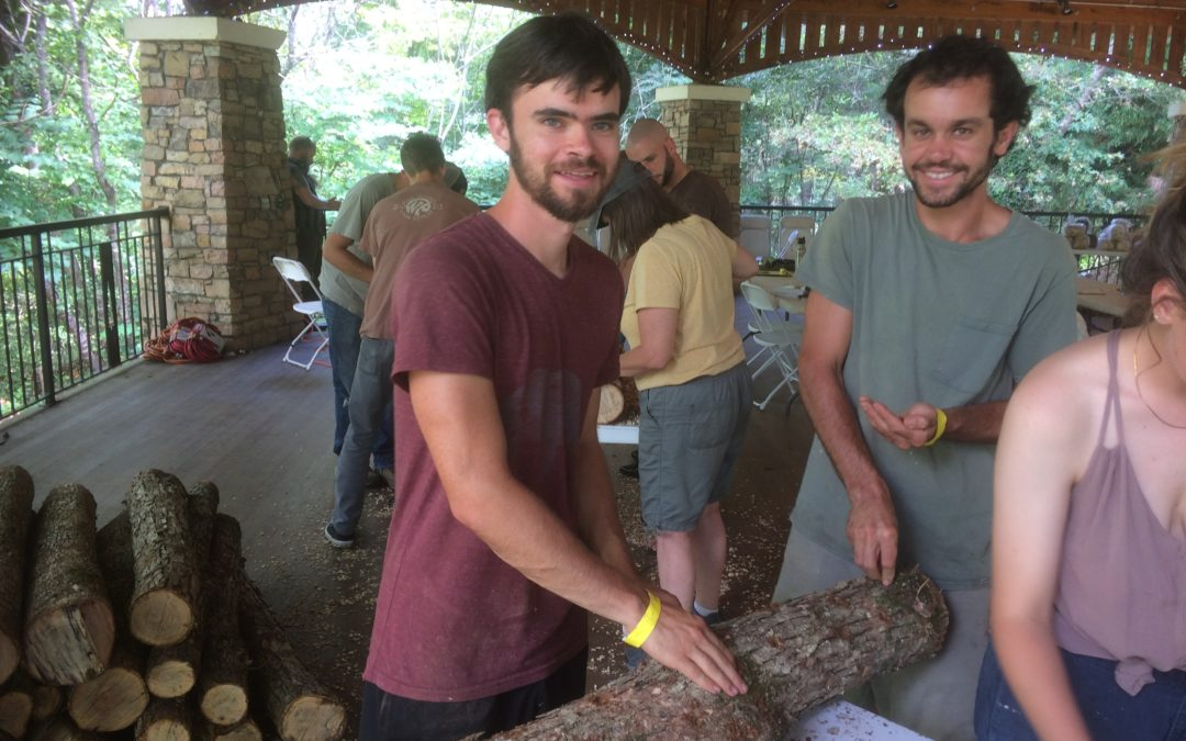 Mushrooms, Molds & Mycorrhizae — Learning from Tradd Cotter at the OGS Harvest Conference