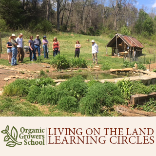 Living on the Land Learning Circles