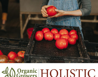Organic Growers School Hosts New Holistic Crop Management Workshop Series
