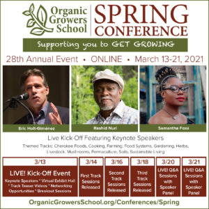 OGS Spring Conference Keynote and Schedule Overview