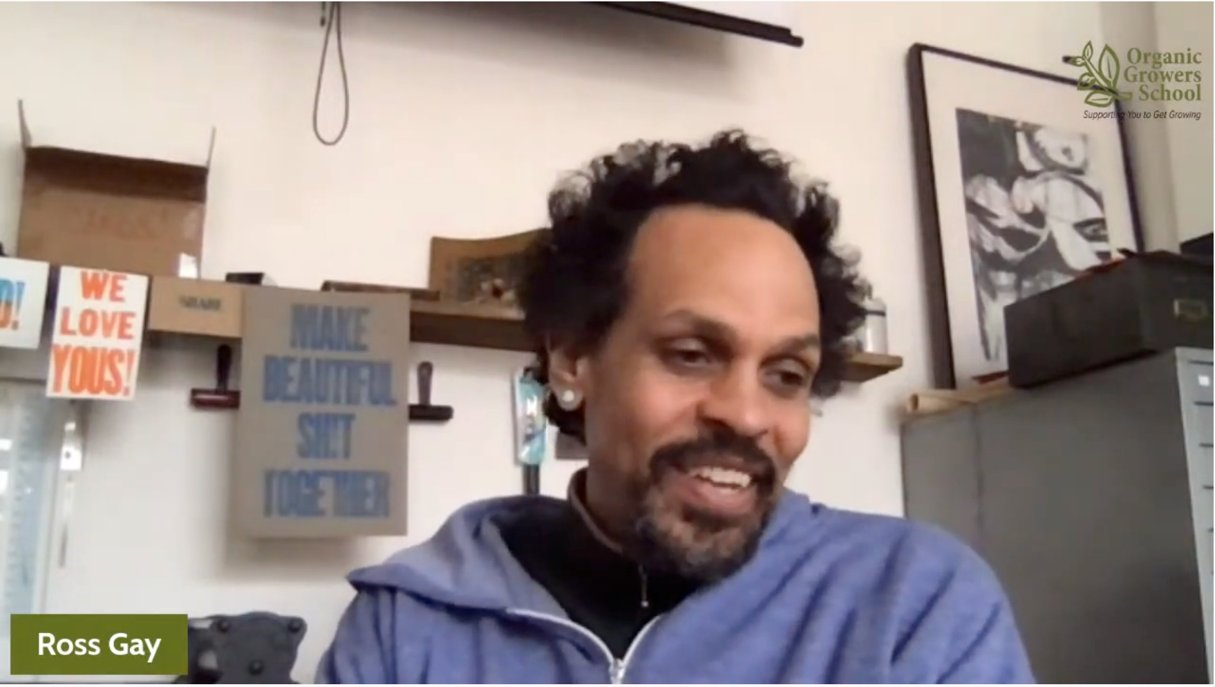 Ross Gay Live