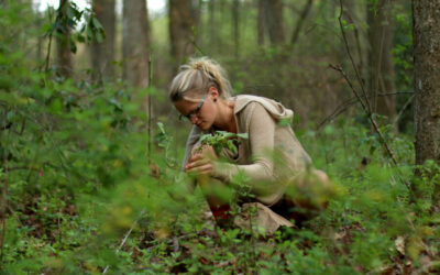 Ethical Foraging- Responsibility and Reciprocity